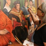 Painting expected to deepen appreciation for parish's patron