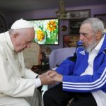 Pope visits Fidel Castro before formal meeting with Cuba's president