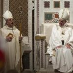 Pope advises new bishop to have mercy, patience, short homilies
