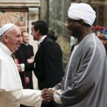 Warmth of mercy can overcome cold indifference, pope tells diplomats
