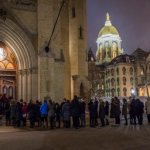 Bishop Rhoades disagrees with Notre Dame's decision to honor Biden
