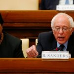 Sanders says his invitation to Vatican wasn't political endorsement