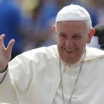 Pope makes donation to handicapped-accessible beach project