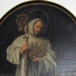 With St. Bernard, finding the humanity in the holy
