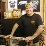 California Catholic tattoo artist's life indelibly marked by faith