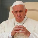 Resentment, complaints are rooted in the sin of sloth, pope says