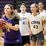 Archdiocese-hosted tournament tips off high school girls hoops season