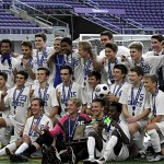 Cadets capture first Class A crown in boys soccer