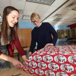 St. Joseph Workers make spirits bright while honing leadership skills