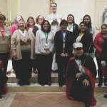 First Latina Knights of Columbus Ladies Auxiliary installs inaugural officers