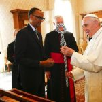 Pope apologizes for Catholics' participation in Rwanda genocide