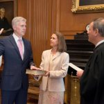 New Supreme Court justice says he's humbled by call to serve high court