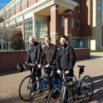 Pedaling priests to bike across Peoria Diocese seeking vocation prayers