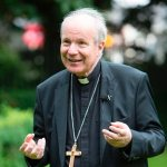 Cardinal Schonborn: Church doing best to strengthen families of all types