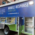 Ford presents Catholic Charities USA with new Mobile Response Center
