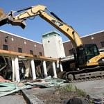Dorothy Day Center demolition underway for new campus