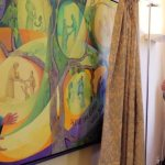 British Benedictine, 82, creates mural to capture order's charisms