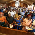 Nigerian Mass begins in St. Paul