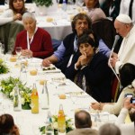 'Invest in love,' pope says on first World Day of the Poor