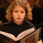 Praying with song: Children learn theology behind sacred music