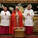 Cardinal Law's funeral celebrated at Vatican