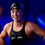 Catholic swimmer Katie Ledecky named AP Female Athlete of the Year