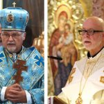 Ukrainian Catholic prelates make culinary wager on game's outcome