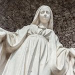 Mary, a model of holiness