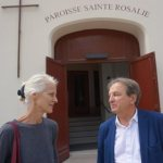 Vincentian in Paris leads effort to resettle migrants fleeing danger