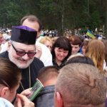 U.S. bishop travels to Ukraine, sees projects supported by American funds
