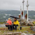 'Mountaintop Mass' celebrated to honor Father McGivney draws 1,000