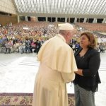 Pope advises teachers that they need parents' trust, appreciation