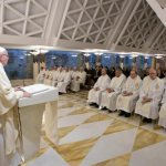 Christians without mercy live like worldly pagans, pope says