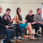 Community an answer to the millennial crisis, panel says at Basilica