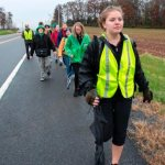 Maryland pilgrims walk 50 miles 'in penance and prayer' for priesthood