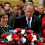 Pope expresses condolences for death of former President Bush