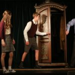 Home-schoolers perform C.S. Lewis' classic Narnia tale