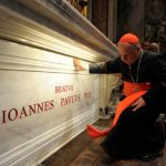 Polish cardinal, St. John Paul's aide, defends pontiff's record on abuse