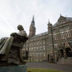 Georgetown University troubled by coach's involvement in college scam