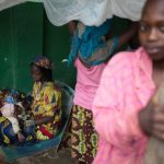 Papal funds expand, renovate children's clinic in Bangui