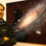 Jesuit astronomer works to unravel the mysteries of galactic evolution