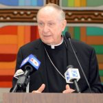 Bishop Pates retires, plans Oct. 1 return to archdiocese