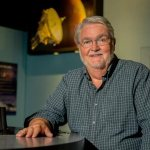 Now-retired scientist has spent life, career showing people the stars