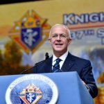 Knights Supreme Convention: Anderson emphasizes assistance to refugees around the world