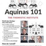 Institute offers free online video series on thought of St. Thomas Aquinas