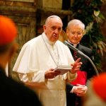 'Christendom no longer exists,' pope says, explaining need to revamp Curia