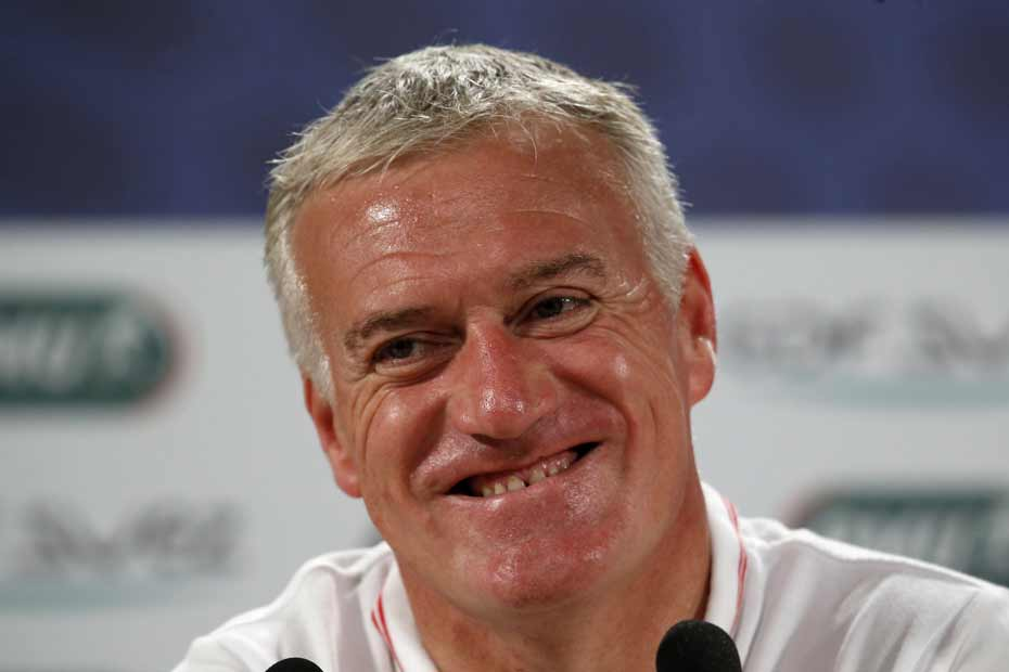 Didier Deschamps Married  Wife  Son  Net worth  Career  Bio  Age  Wiki Didier Deschamps single
