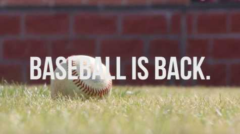 """Sports Productions Releases """"Baseball is Back"""" Video"""
