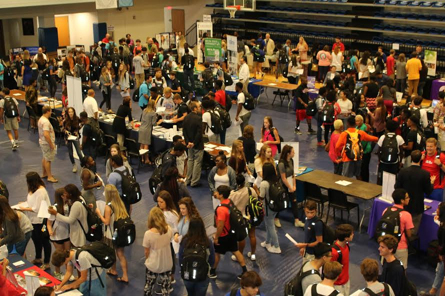 College fair proves successful