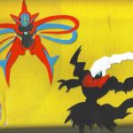 Connecting Darkrai with Deoxys